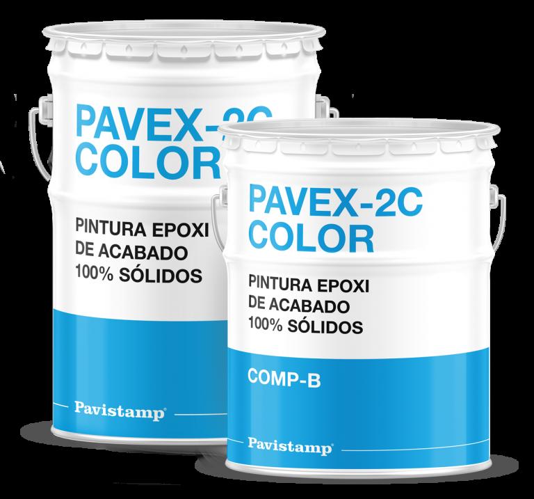 pavex 2c color
