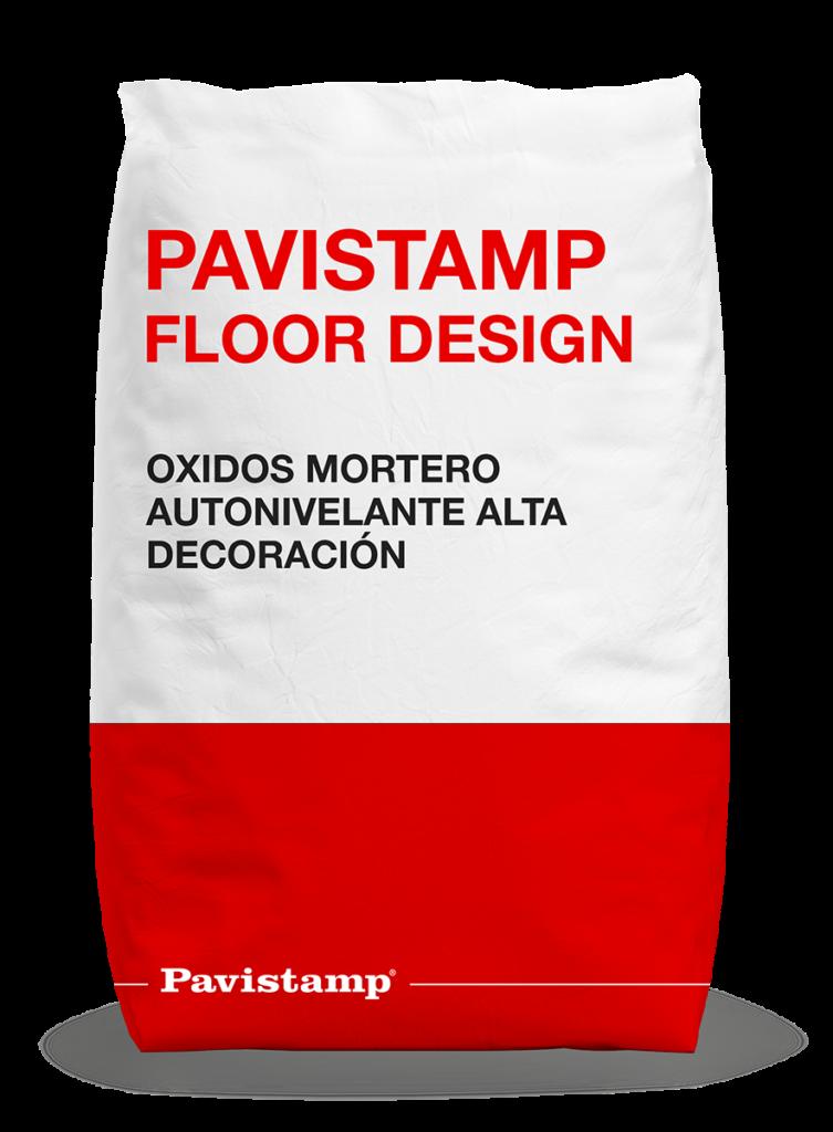 pavistamp floor design